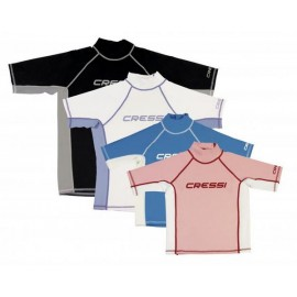 CAMISETA RASH GUARD NIÑO CRESSI
