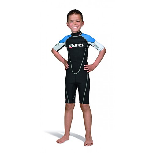 MARES THERMO GUARD SHORTY NIÑO 1.5mm