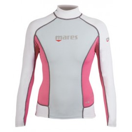 CAMISETA MANGA LARGA MARES RASH GUARD TRILASTIC She Dives