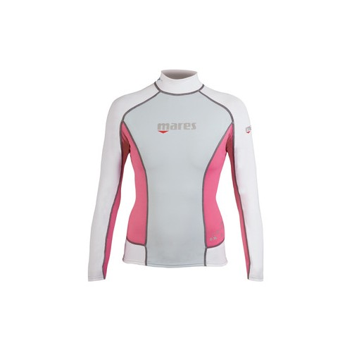 CAMISETA LYCRA MANGA LARGA RASH GUARD TRILASTIC She Dives MARES