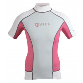 CAMISETA MANGA CORTA MARES RASH GUARD TRILASTIC She Dives