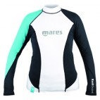 CAMISETA MANGA LARGA RASH GUARD LOOSE FIT She Dives MARES