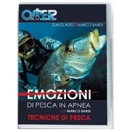 """DVD OMER """"TECNICHE DI PESCA"""""""