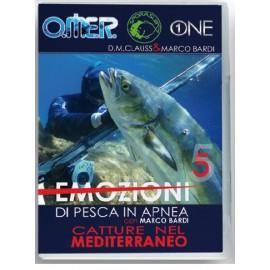 "DVD OMER ""CATTURE NEL MEDITERRANEO"""