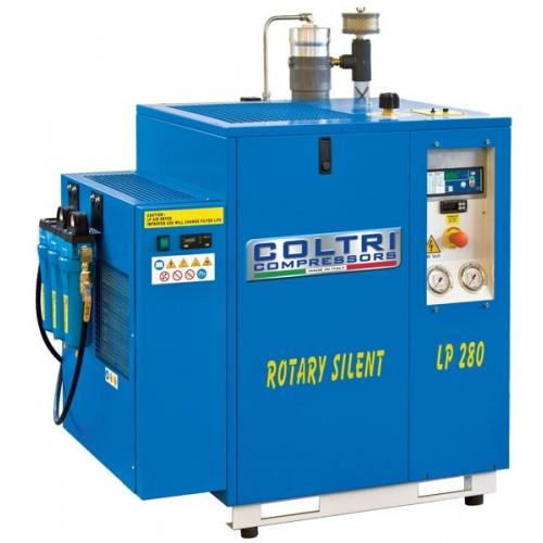 COLTRI LP 280 ROTARY SILENT (secador incorporado)