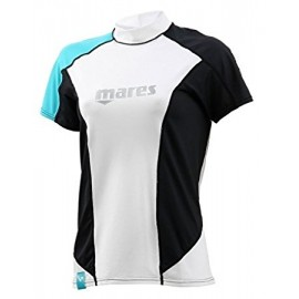 CAMISETA MANGA CORTA RASH GUARD LOOSE FIT She Dives MARES