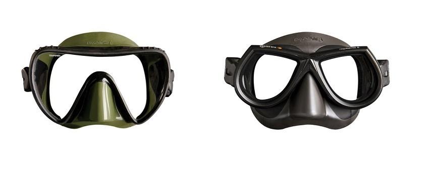 Máscaras pesca