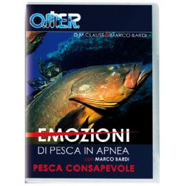 """DVD OMER """"PESCA CONSAPEVOLE"""""""