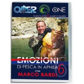 """DVD OMER """"EMOZIONI DI PESCA IN APNEA"""""""