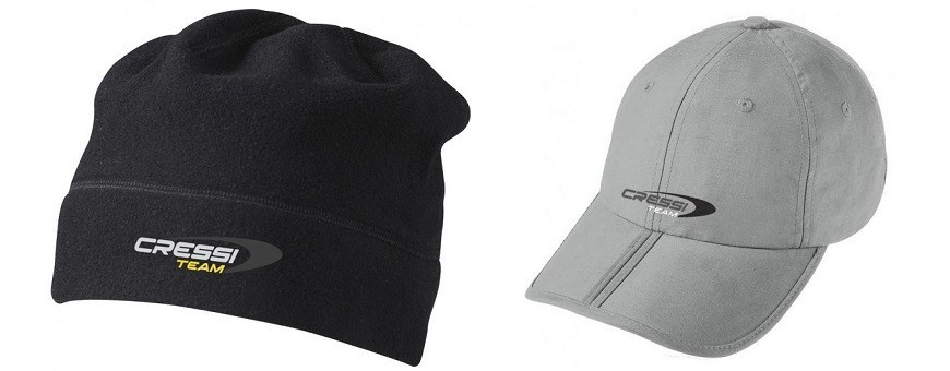 Caps and wool caps