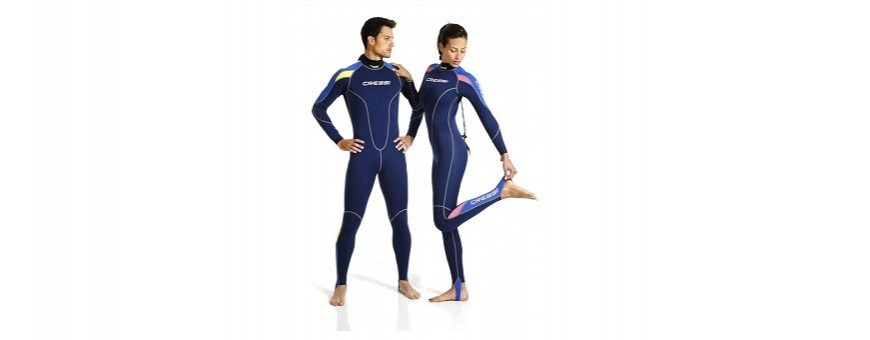 Swimming wetsuits